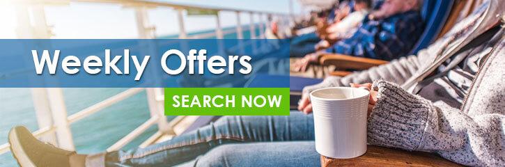 Shearings River Cruses - weekly offers