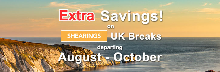 Shearings Holidays - Special Offers UK