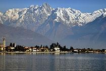 Lake Como, Italy New Year