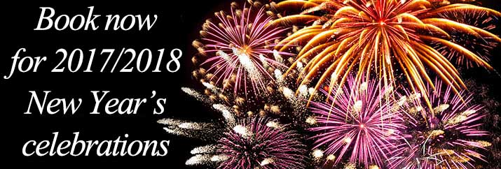 Book early for your net New Year's celebrations
