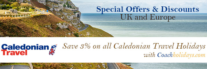 Caledonian Travel Special Offers