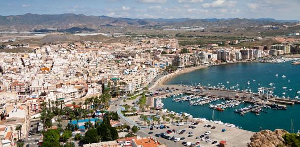 costa almeria holidays