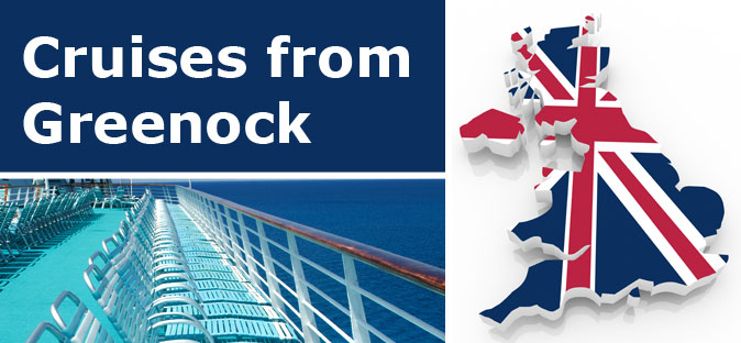 Cruises from Greenock