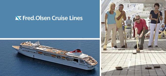 Fred Olsen Cruise Deals