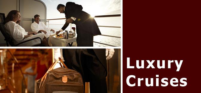 Luxury Cruise Deals