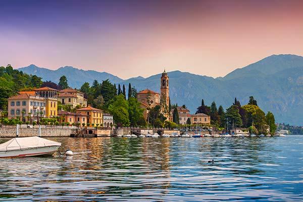 Lake Como Image