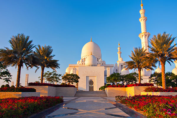 Abu Dhabi Cruise & Stay Image