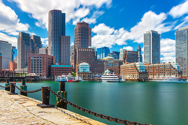 Boston Cruise & Stay Image