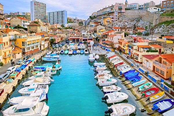 Marseille Cruise & Stay Image