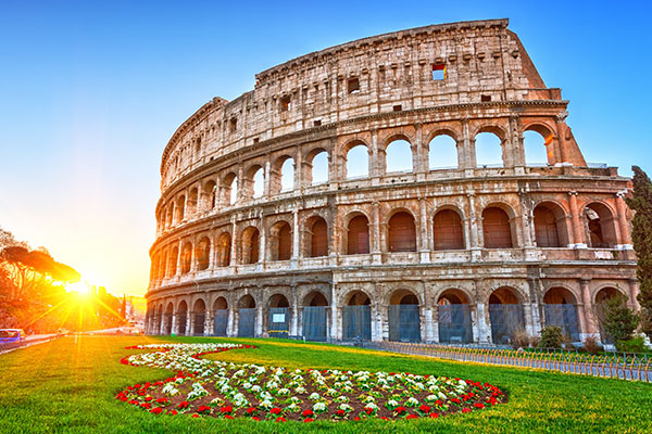 Rome Cruise & Stay Image