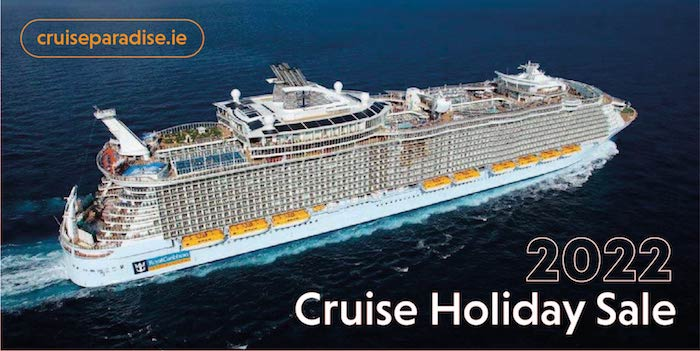 Cruise Holiday Deals Ireland