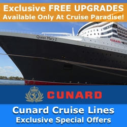 Cunard Cruise Holidays