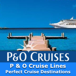 P and O Cruise Holidays
