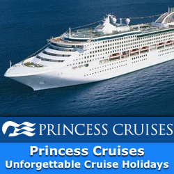 Princess Cruise Lines Holidays