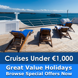 Cruise Holidays Under €1,000