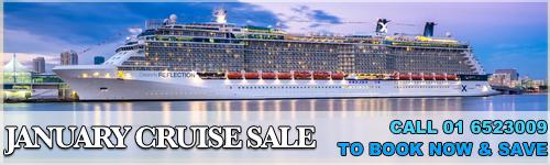 Cruise Holiday Deals Ireland