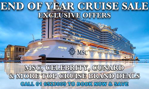 2019 Cruise Holiday Deals Ireland - Caribbean Mediterranean Cruise Holidays