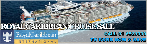 2019 Cruise Holiday Deals Ireland - Caribbean Mediterranean Cruise Holidays