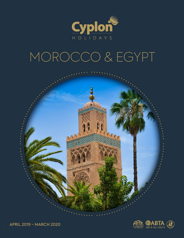 Morocco & Egypt -