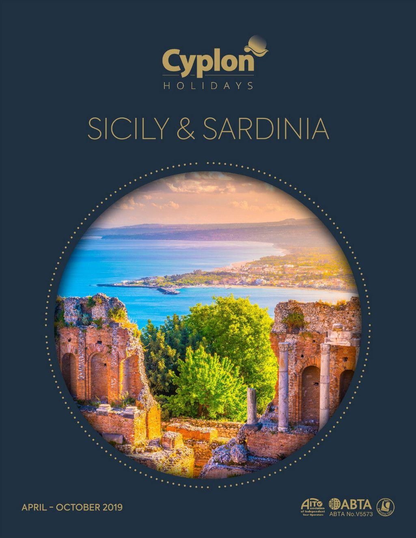 Sicily & Sardinia -