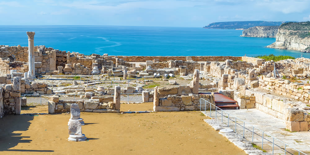 History in Limassol