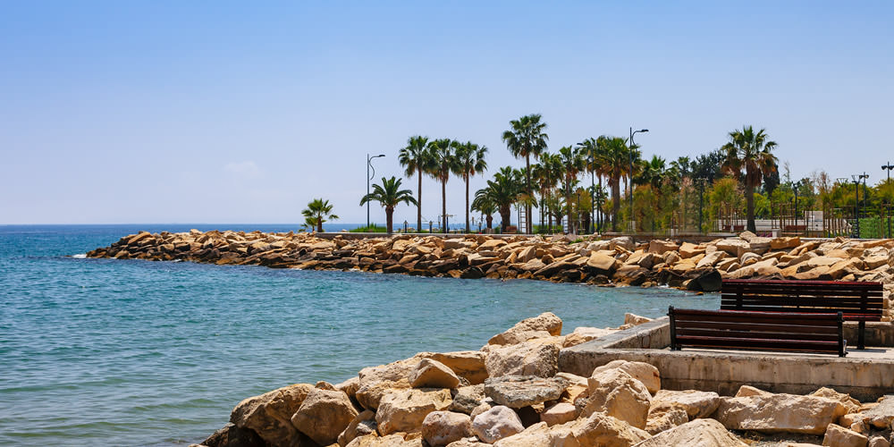 Location in Limassol