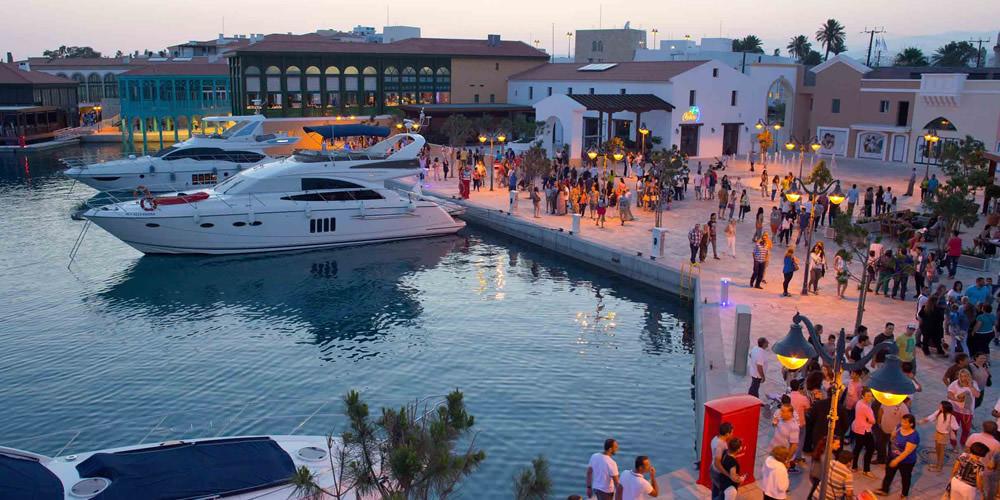 Nightlife in Limassol