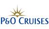 P and O cruises logo