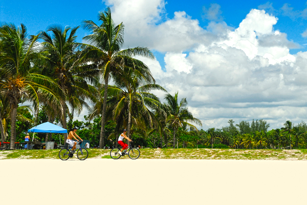 Caribbean Bike Ride