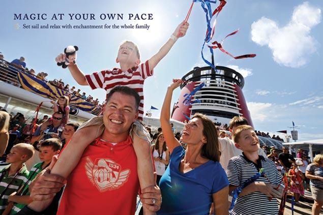 Family Disney Cruises