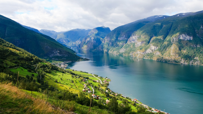 Norwegian Fjords cruises