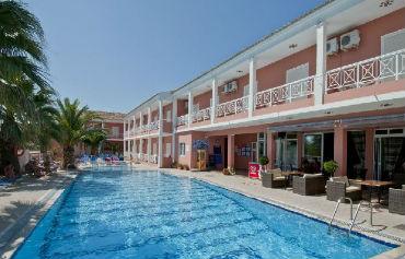Angelina's Hotel & Apartments