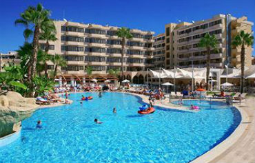 Most-booked hotels in Limassol in the past month