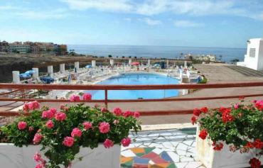 Playa paraiso floral hotel tenerife
