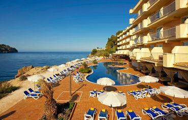 Iberostar Suites Hotel Jardin Del Sol Santa Ponsa Hotels Hays Travel