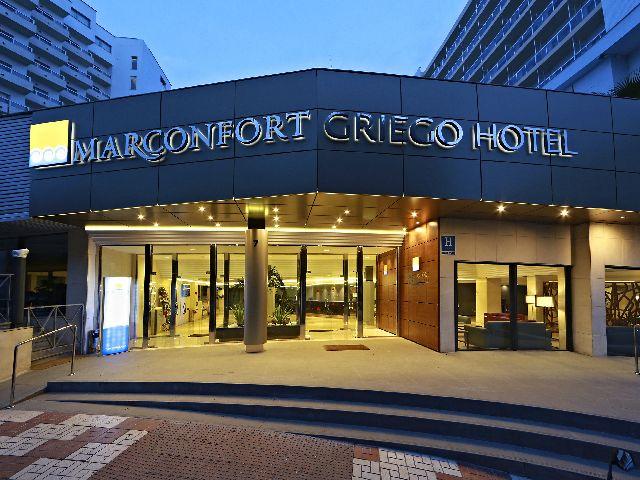 Marconfort Griego Hotel
