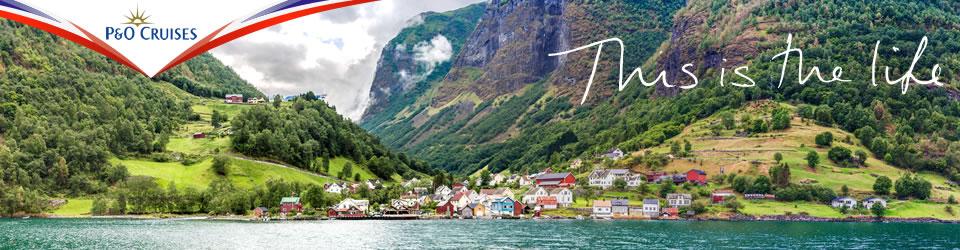 P&O Cruises in Northern Europe