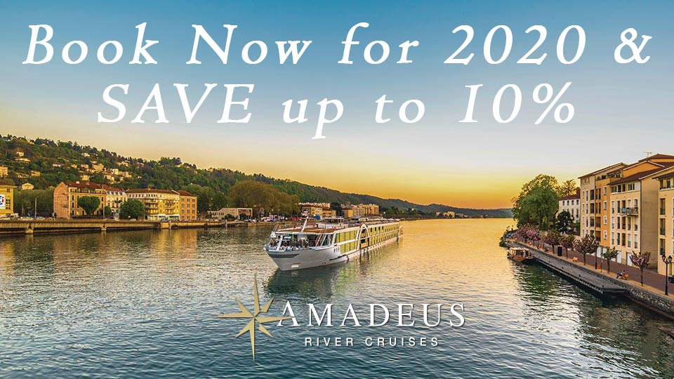 Amadeus River Cruise 2020