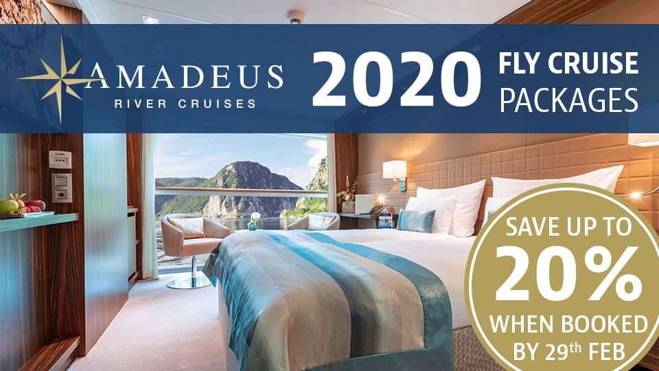 Amadeus River Cruises 2020