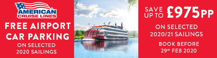 American Cruise Line Sale