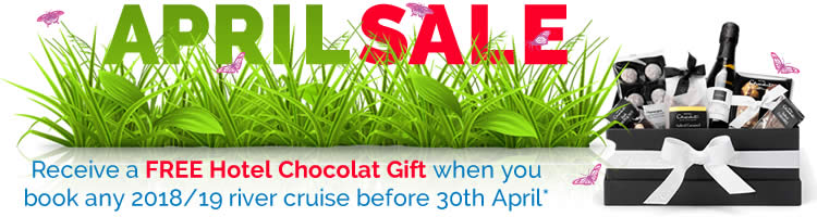 River Cruising April Sale