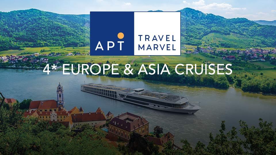 APT Travelmarvel 2020 Essential River Cruises