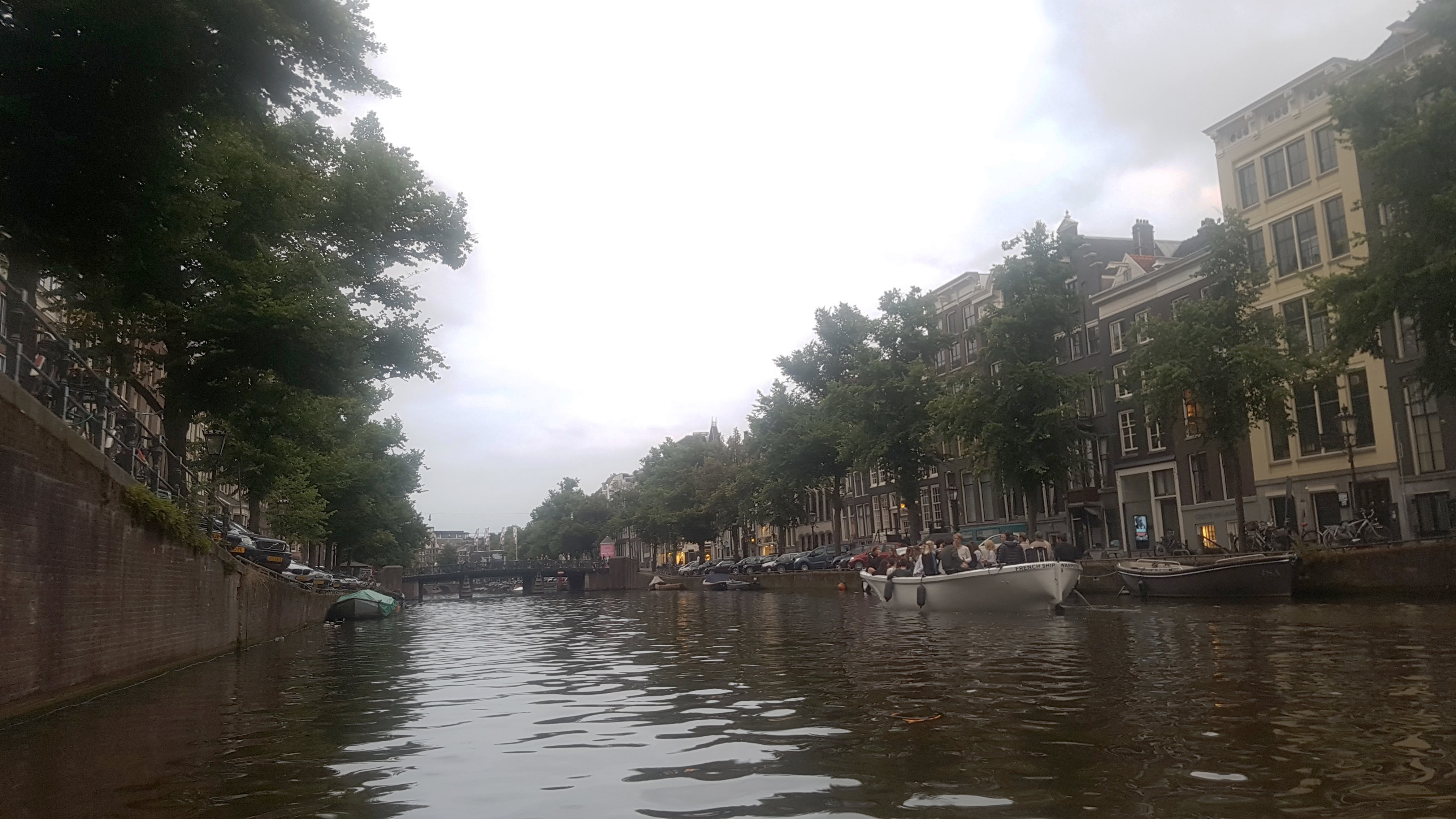 Amsterdam Canal City Tour