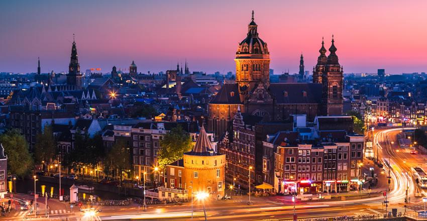 Amsterdam River Cruises
