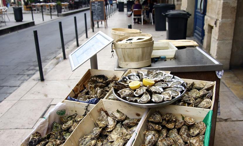 Bordeaux Arachon Bay Oysters