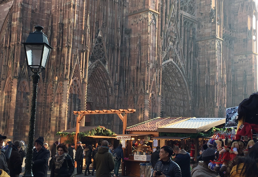 Cologne at Christmas