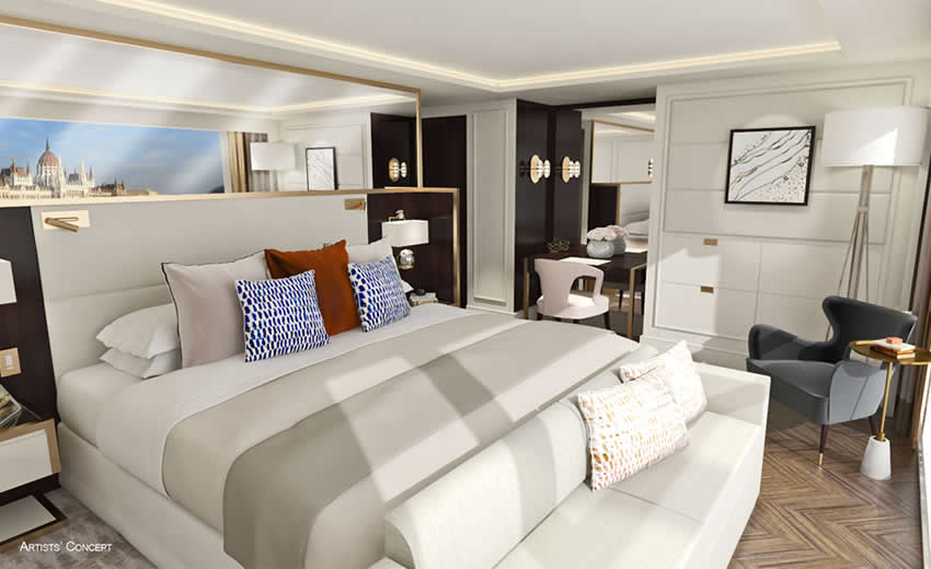 Crystal River Ship Suite