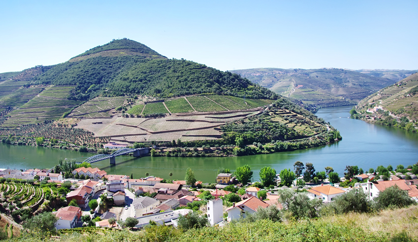 River Douro at Pinhao