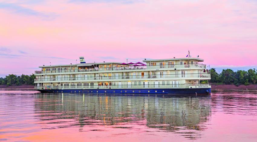 Emerald Waterways Mekong Navigator