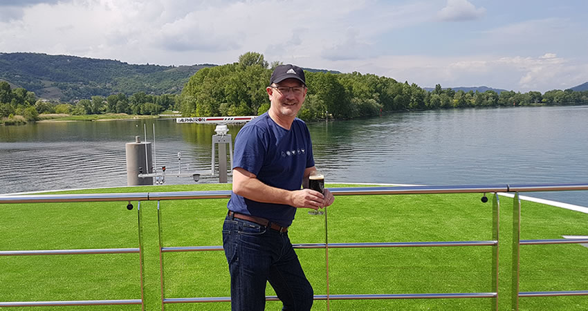 Phil, MD of RiverCruising.co.uk